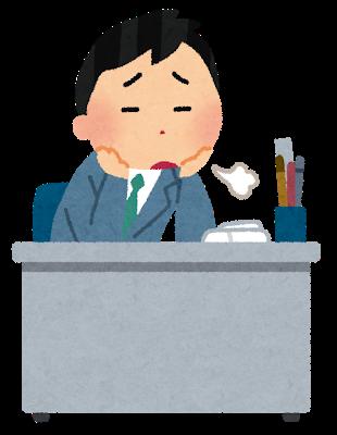 転職後の労働環境